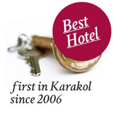 Best Hotel in Karakol